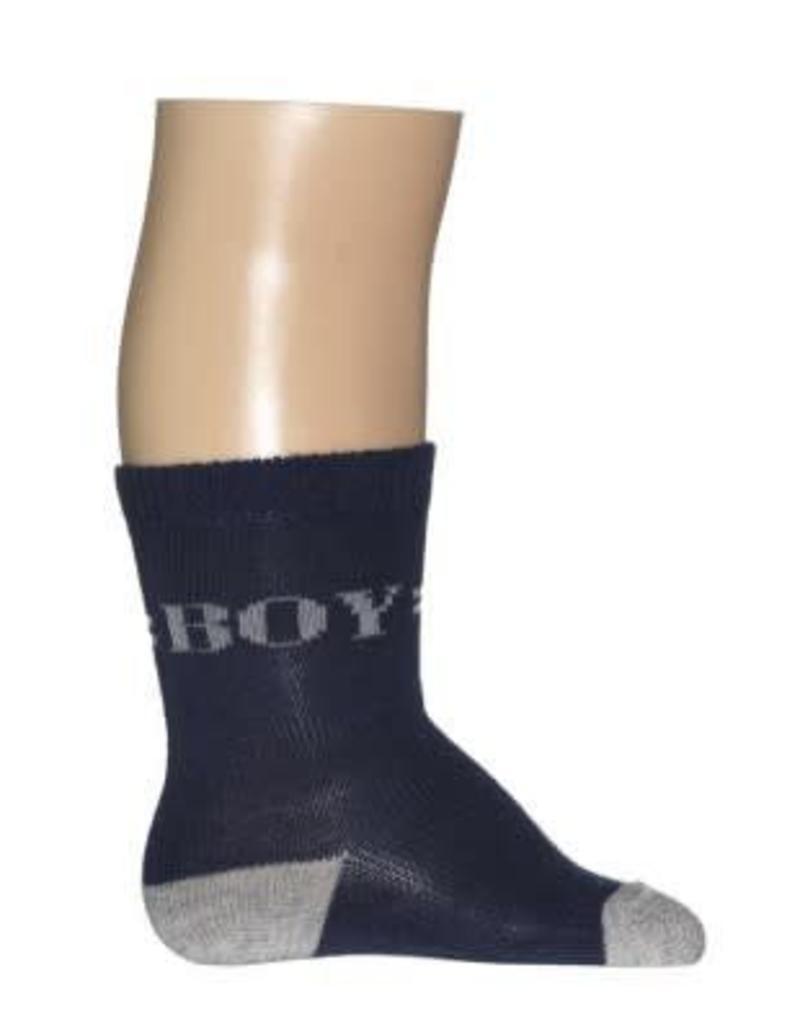 Bonnie Doon Bonnie Doon Sokje donkerblauw BOY