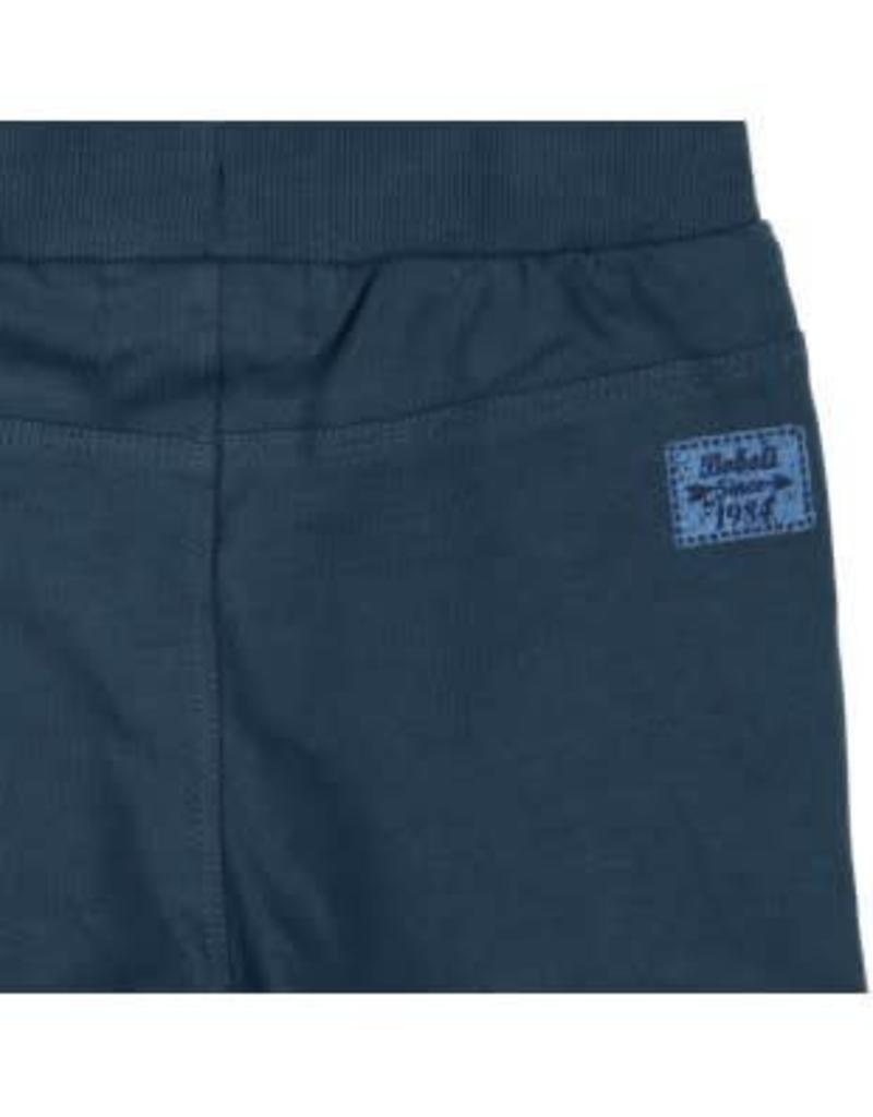 Boboli Boboli Broekje tricot kort donkerblauw