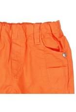 Boboli Boboli Broekje kort oranje