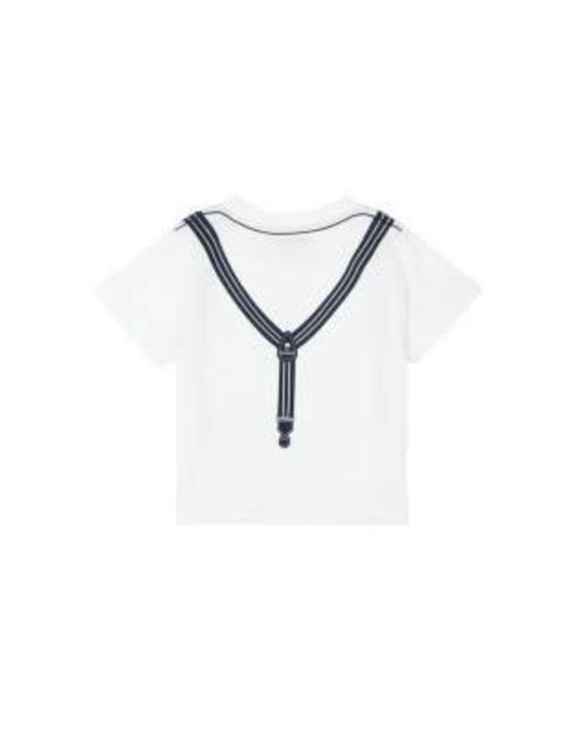 Boboli Boboli Shirt met bretels