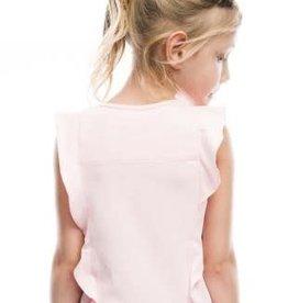 Rosalita Rosalita Shirt licht roze met cupcakeje