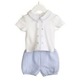 Blues baby Blues wear pakje 2 delig  met streepbroekje