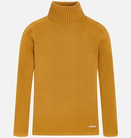 Mayoral Mayoral Basic knitting turtleneck Mustard