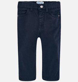 Mayoral Mayoral 5 pockets twill trousers Navy-2