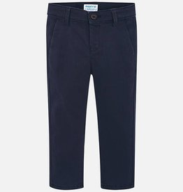 Mayoral Mayoral Twill basic trousers Navy