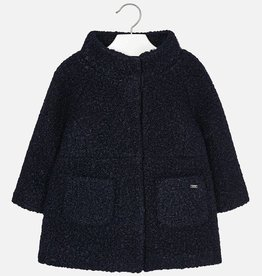 Mayoral Mayoral Coat Navy