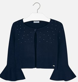 Mayoral Mayoral Knitting cardigan Navy
