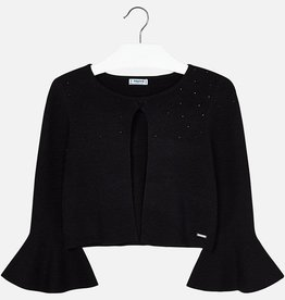 Mayoral Mayoral Knitting cardigan Black