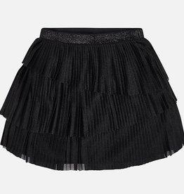 Mayoral Mayoral Pleaded skirt Black-2