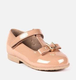 Mayoral Mayoral Patent leather buckle shoes Makeup