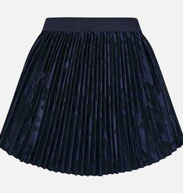 Mayoral Mayoral Pleaded skirt Navy