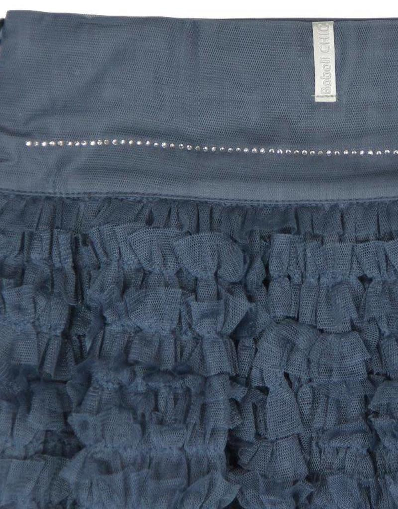 Boboli Boboli Skirt for girl ash
