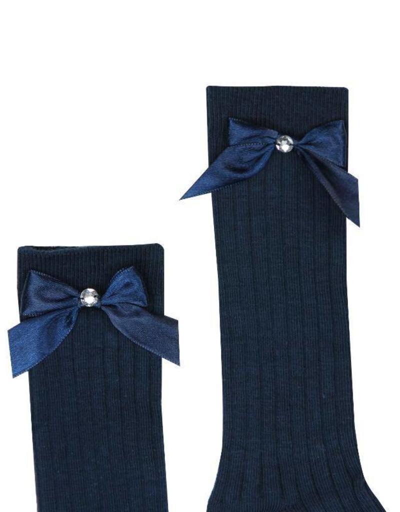 Boboli Boboli kniekous for girl navy