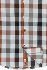 Boboli Boboli Poplin shirt check for boy checks