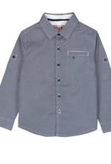 Boboli Boboli Poplin shirt stretch for boy print