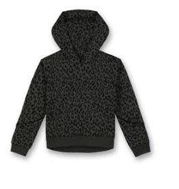 Sanetta Sanetta Sweatshirt M San Athleisure Leopard deep khaki