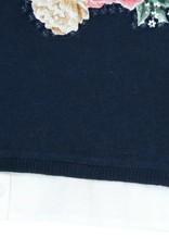 Boboli Boboli Knitwear pullover for girl navy