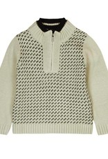 Boboli Boboli Knitwear pullover for boy bone