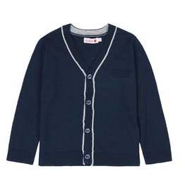 Boboli Boboli Knitwear jacket for boy navy