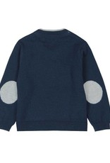 Boboli Boboli Knitwear pullover for baby boy navy