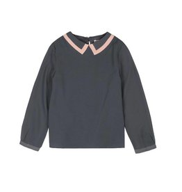 Boboli Boboli Blouse for girl ash