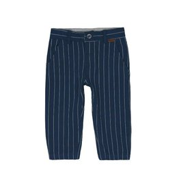Boboli Boboli Fleece trousers for baby boy stripes