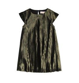 Boboli Boboli Knit dress for girl BLACK