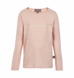 Creamie Creamie Shirt oud roze met gouden streep