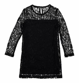 DJ DJ Lace dress Z-SO AWESOME Black