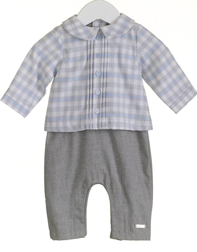 Blues baby Blues Wear broek en overhemd aan een stuk