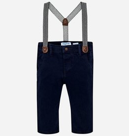 Mayoral Mayoral Chino pants Navy-2