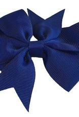 Hairclippy Hairclippy Strik groot donkerblauw
