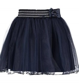 Le Chic Le Chic donkerblauwe tule rok