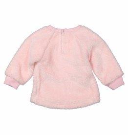 DJ DJ Baby sweater Z-SO SOFT HUNNY BUNNY Light pink