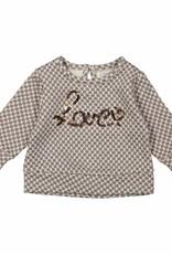 DJ DJ Baby A-line sweater Z-SO FRESH ALL YOU NEED Beige