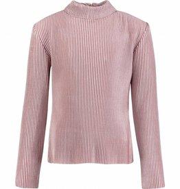 CKS CKS Shirt oud roze met col