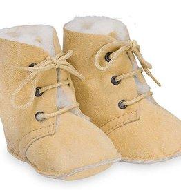 Fellhof Fellhof babyslof/schoentjes beige