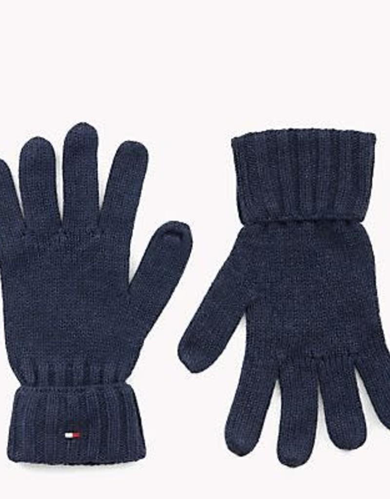 Tommy Hilfiger Tommy Hilfiger handschoenen donkerblauw