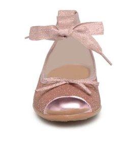 Conguitos Conguitos ballerina met veter glitters Roze