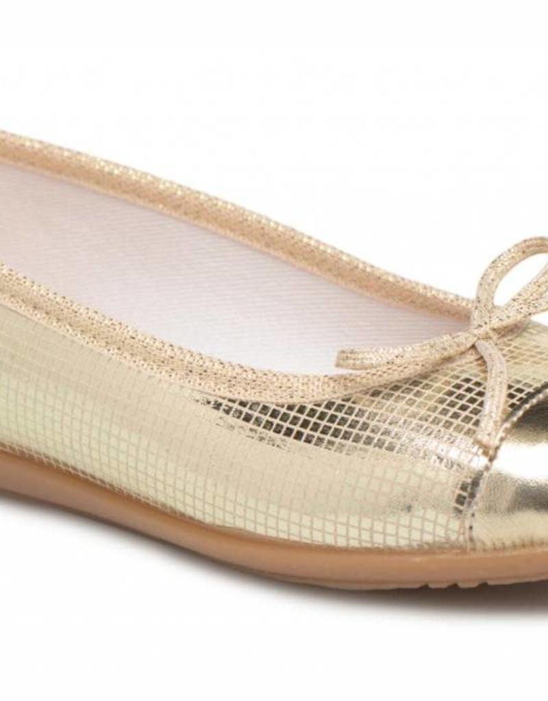 Conguitos Conguitos ballerina goud met strik