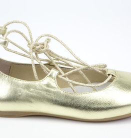 Conguitos Conguitos ballerina goud met veter