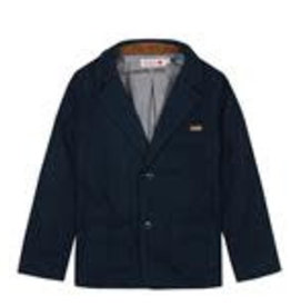 Boboli Boboli Knit blazer for boy NAVY