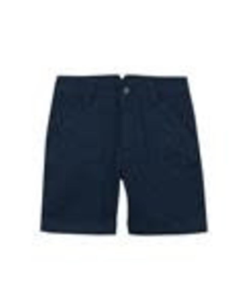 Boboli Boboli Satin bermuda shorts stretch for boy NAVY