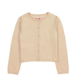 Boboli Boboli Knitwear jacket for girl SAND