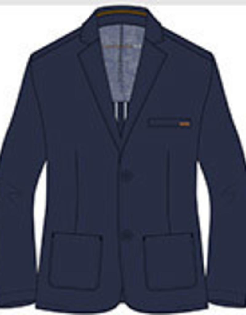 Boboli Boboli Knit blazer for boy NAVY