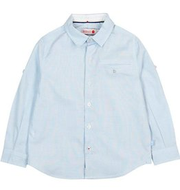 Boboli Boboli Long sleeves shirt for boy BLUE
