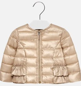 Mayoral Mayoral Soft windbreaker Champagne - 01423