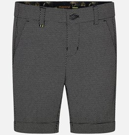 Mayoral Mayoral Tailored linen shorts Printed - 03225