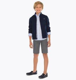 Mayoral Mayoral Dressy linen shorts Printed - 06218