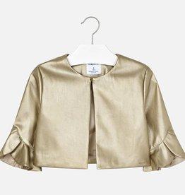 Mayoral Mayoral Leatherette jacket Golden - 06405